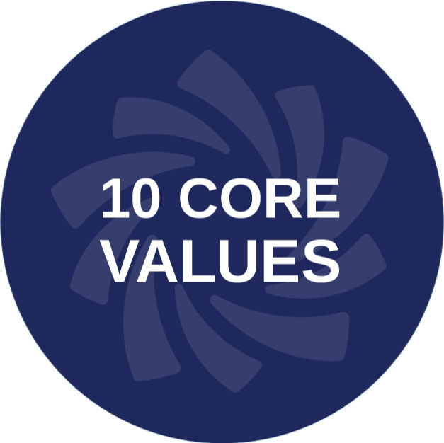 10 Core Values