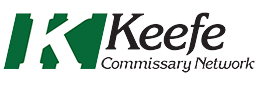 Keefe Commissary Network logo