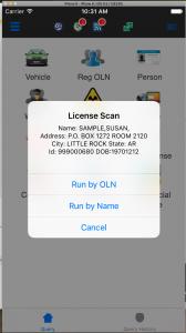 license-scan